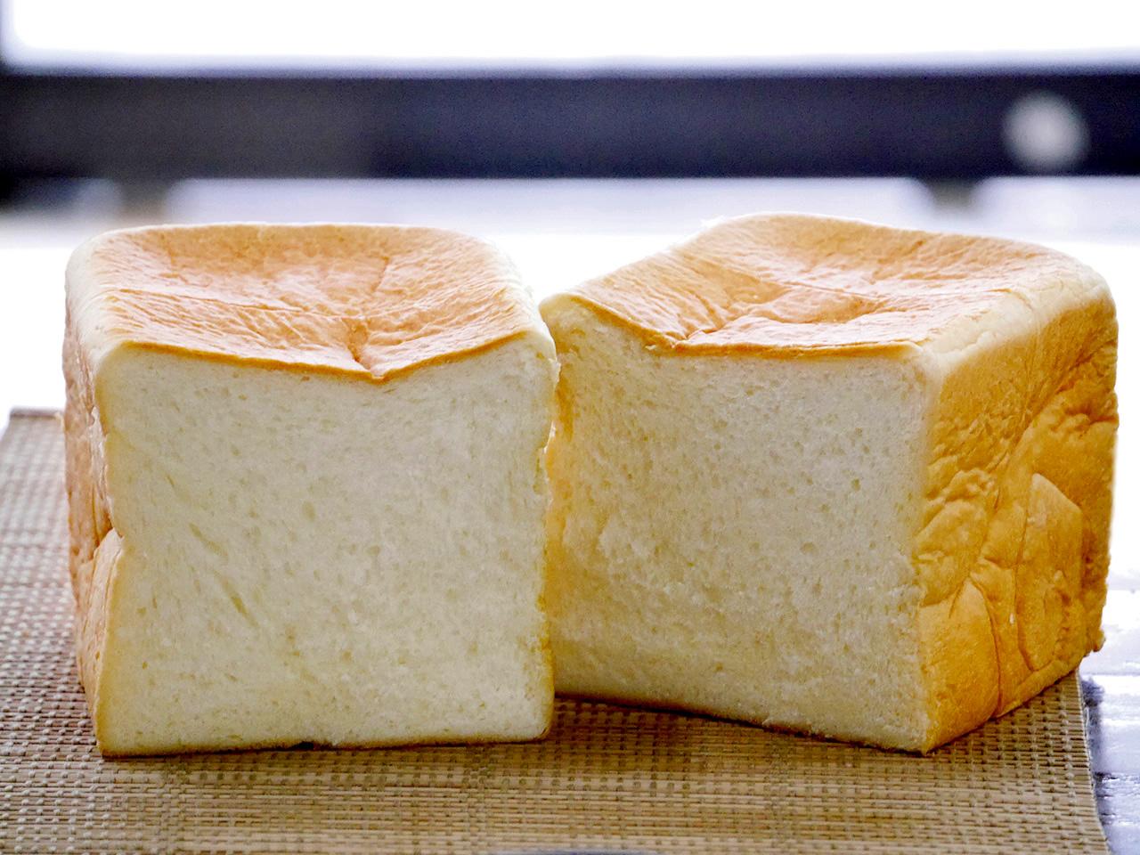 こだわりの食パン