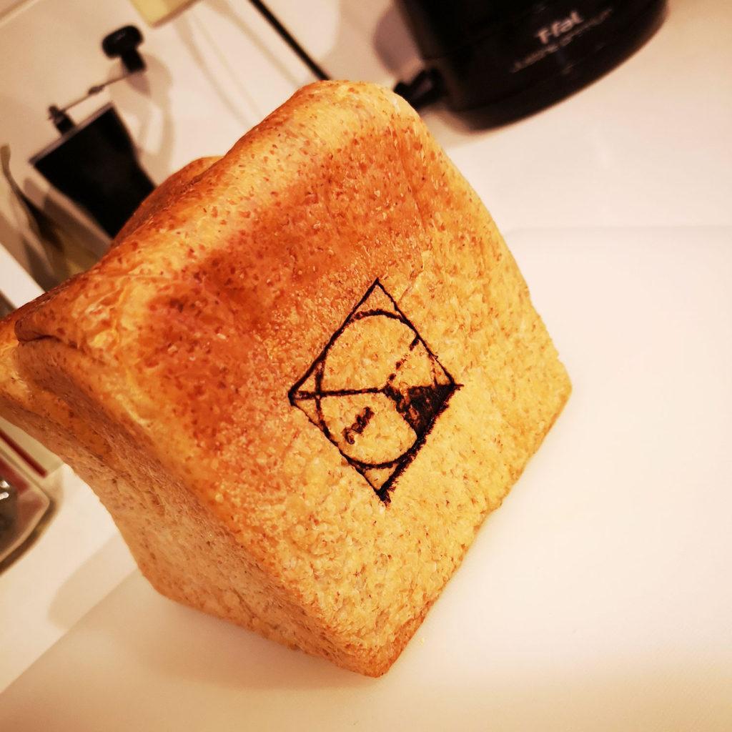 高級美食パン専門店 Galaの食パン