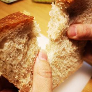 美食パン専門店Galaの食パン