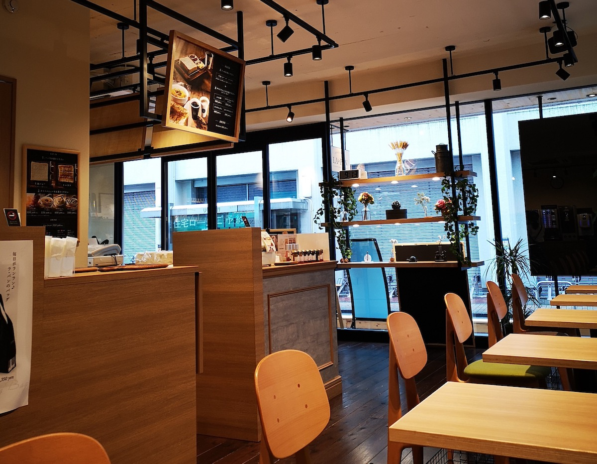 LA・PAN(ラ・パン)カフェ併設店トルチェ