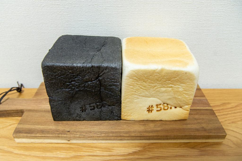 #58の食パン