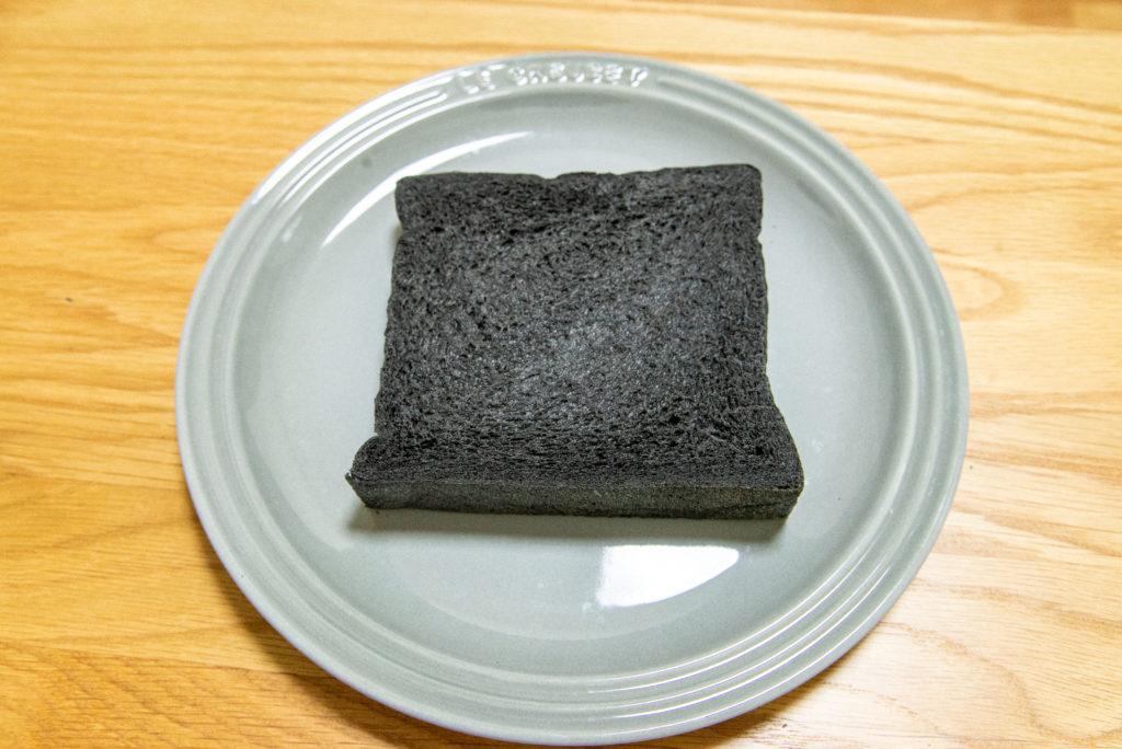 黒の生食パン