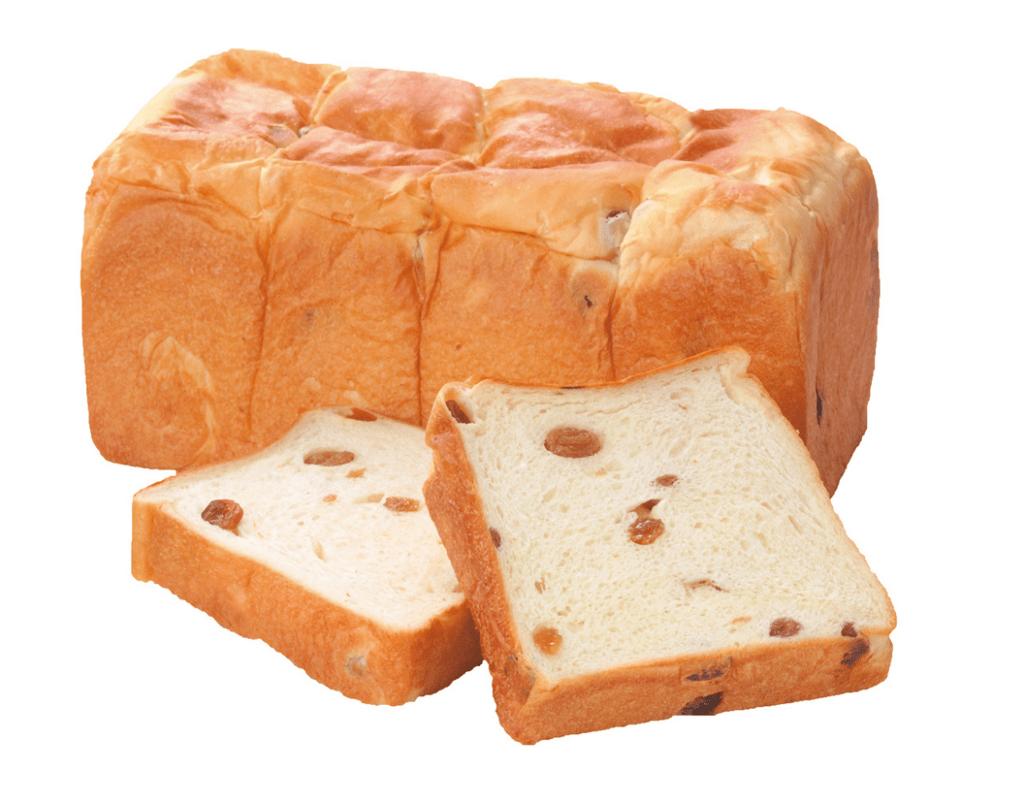 溢れる葡萄(ぶどう食パン)