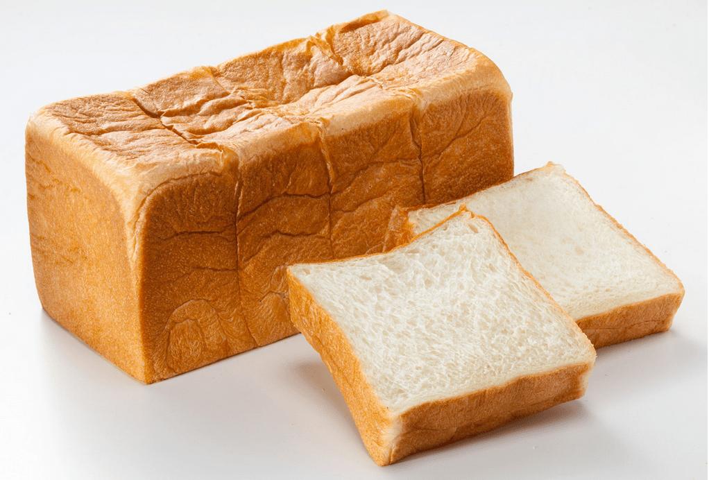 なまの口どけ(プレーン食パン)