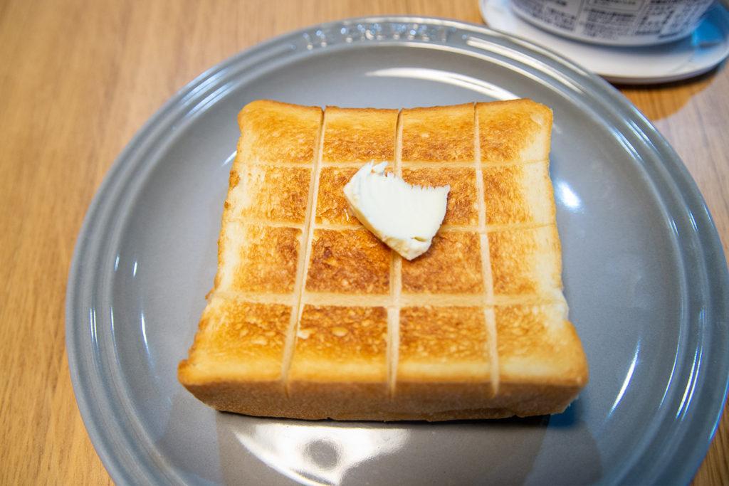 乃が美 はなれのトースト
