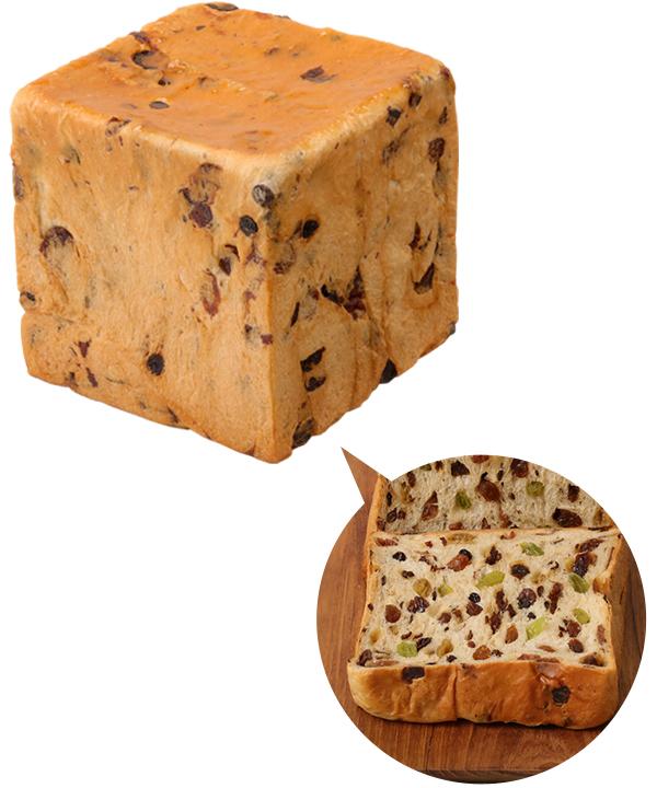 熟成純生食パン 極ぶどう食パン