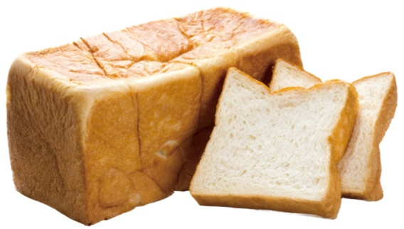 もうどうしよう / プレーン食パン