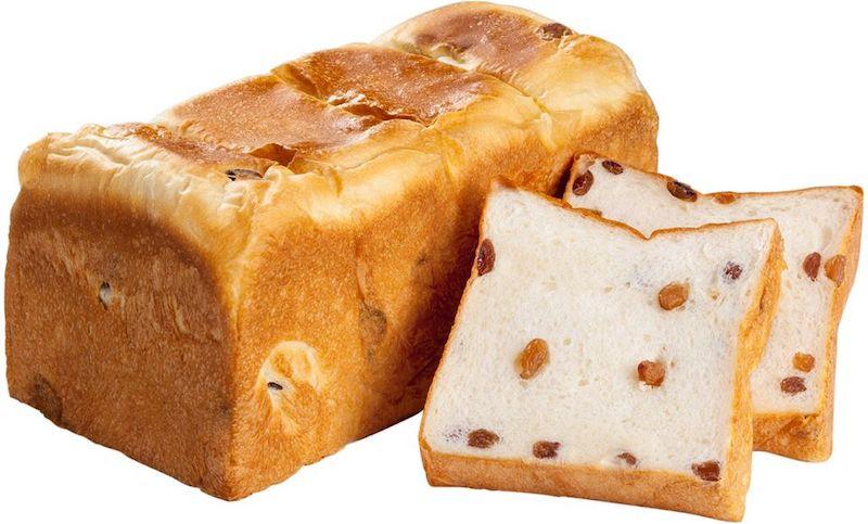 星のパンダ / レーズン食パン